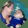 special needs swim lesson